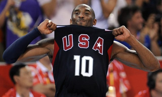 Throwback Thursday: Kobe Bryant Behind The Scenes Footage With 2008 Olympic Team