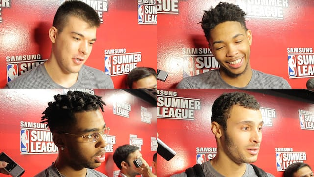 Summer League Videos: Lakers Rookies Impress In Debut