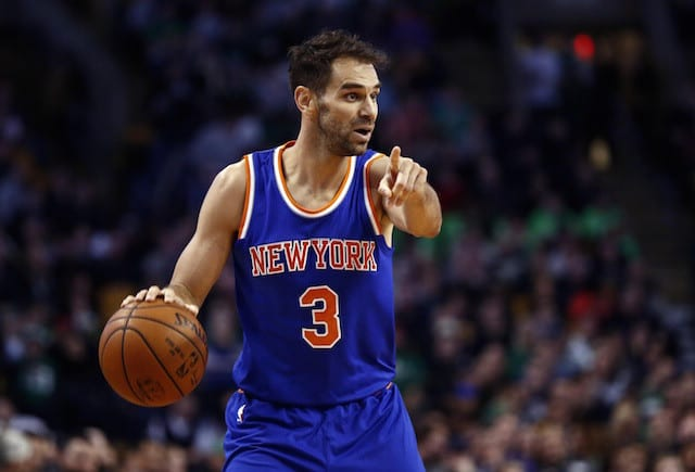 Lakers Rumors: L.a. Trades For Veteran Point Guard Jose Calderon