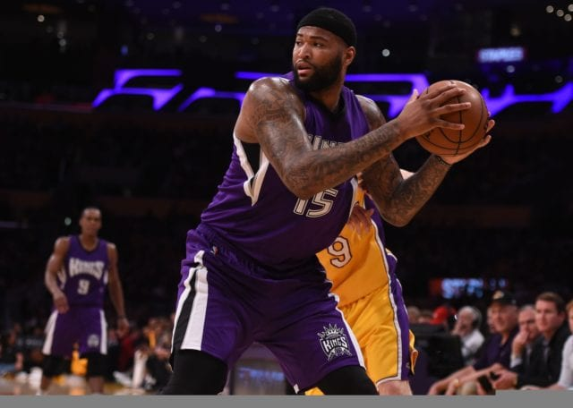 Should The Lakers Attempt To Trade For Demarcus Cousins This Summer?
