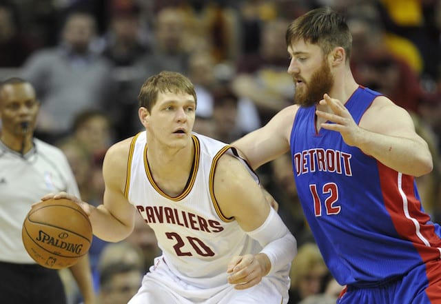 Timofey Mozgov On Young Lakers: 'i Think We're Going To Be Good'