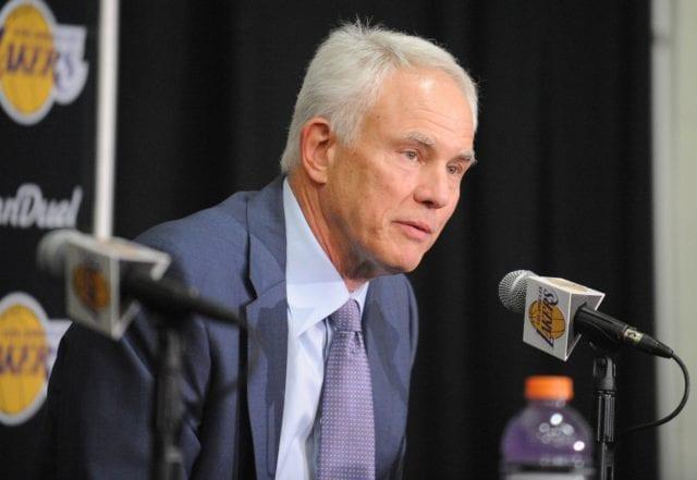 Mitch Kupchak, Los Angles Lakers