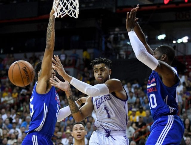 D'angelo Russell Thinks Lakers 'learned A Lot' In Summer League