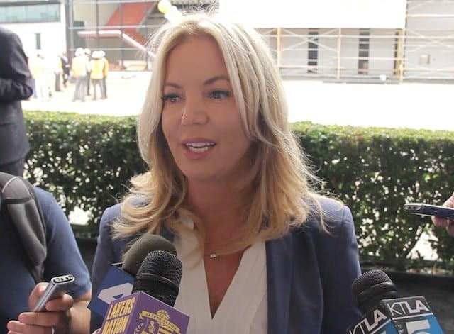 Video: Jeanie Buss On Lakers Identity, Brandon Ingram, New Facility