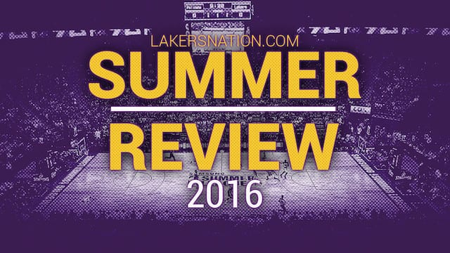 Lakers 2016 Summer League Review (videos)