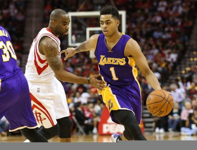 Lakers News: L.a. To Open 2016-17 Nba Season Against Rockets