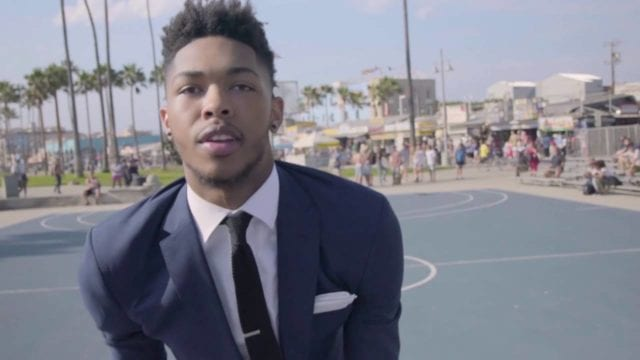 Video: Lakers Rookie Brandon Ingram Plays Pickup Ball In A Suit For Gq Ad