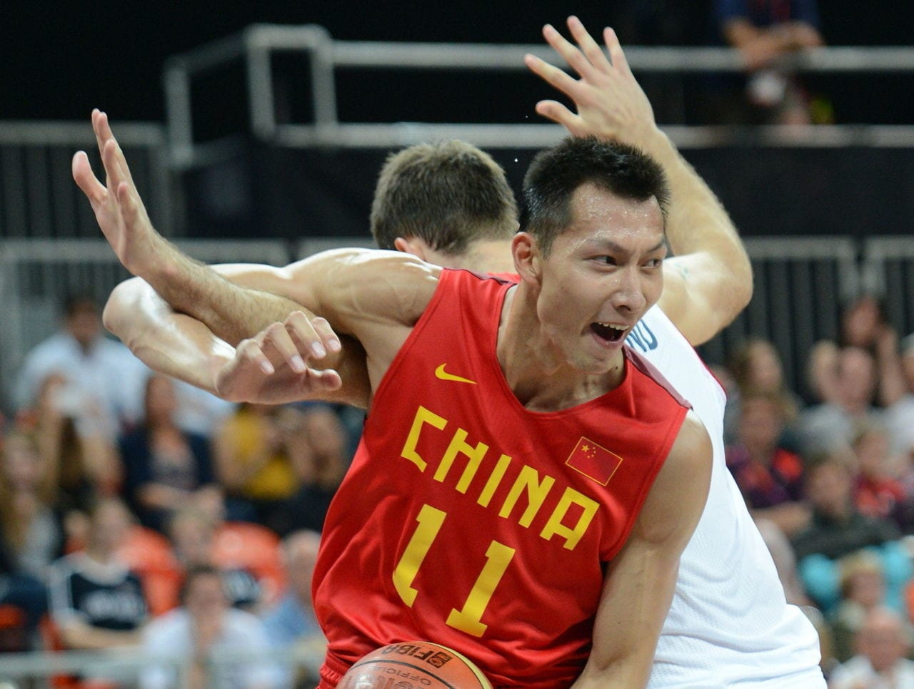 Making Sense Of The Lakers Signing Yi Jianlian