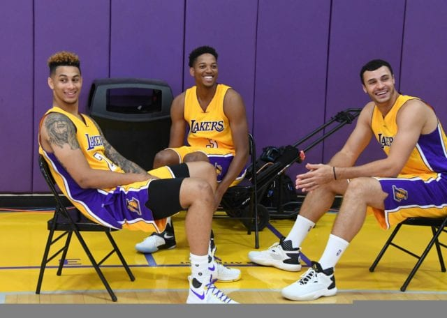 Which Players Will Fail To Make The Lakers Rotation This Season?
