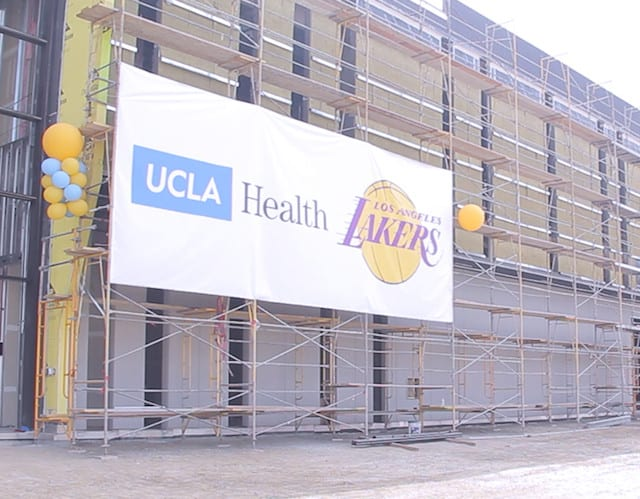 Los Angeles Lakers Unveil New Home, Ucla Health Training Center