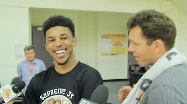 Nick Young Has Something To Prove: To The Doubters And To Himself