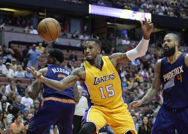 Lakers News: Thomas Robinson 'earned His Spot' Onto Roster, Now Eyes Next Goal