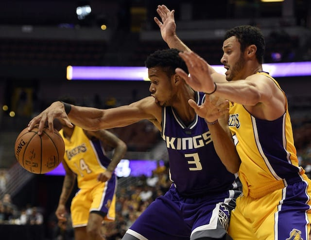 Luke Walton Says Lakers Will 'continue To Work On Defense' After Preseason Win