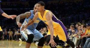 Jordan Clarkson, Lakers