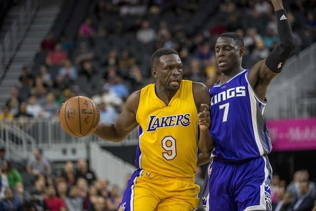 Lakers News: Luol Deng Says He'll Lead Through His 'work Ethic'