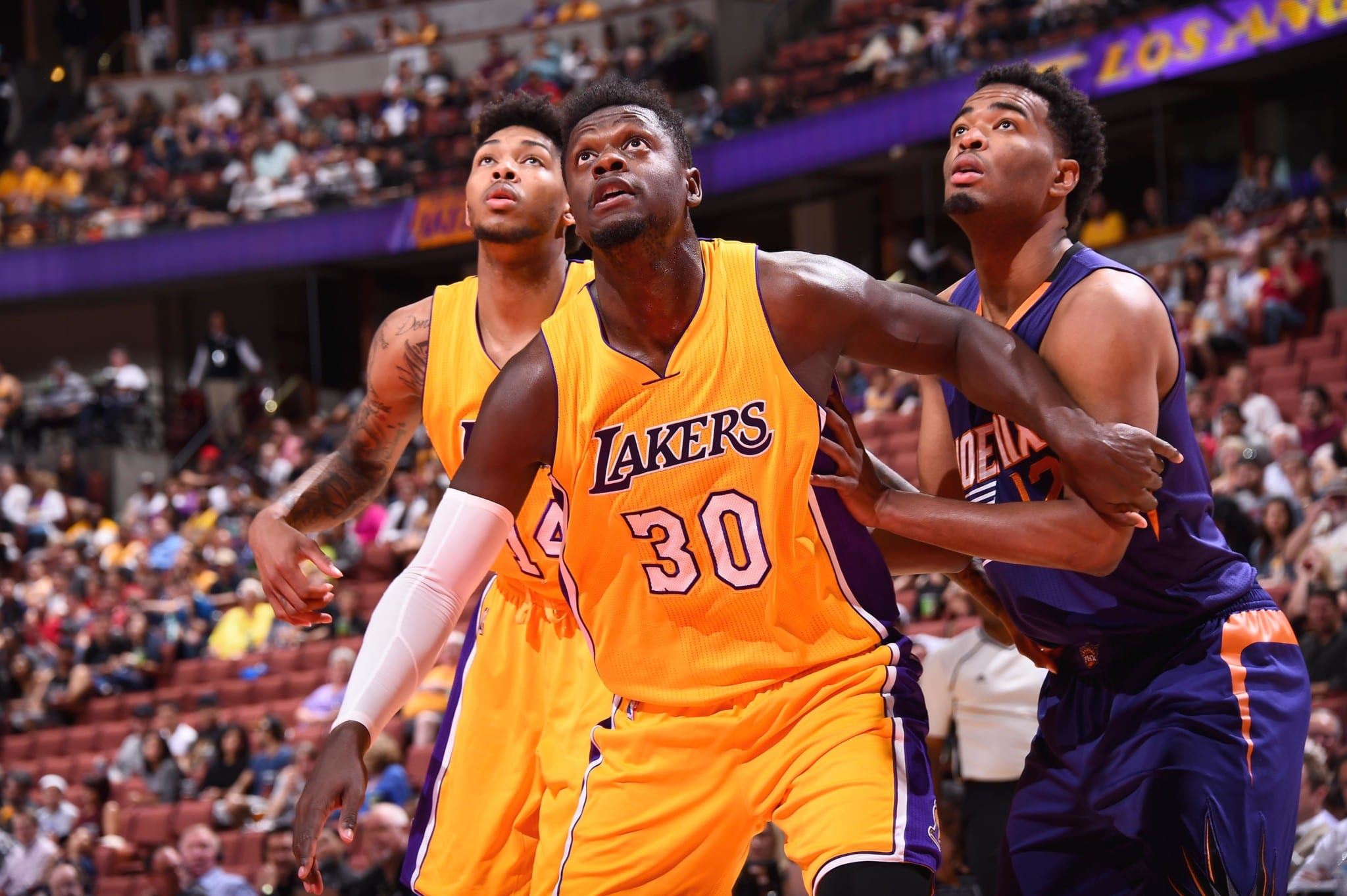 Lakers Nation Podcast: Suns Vs Lakers & Robinson Or Yi For Last Roster Spot?