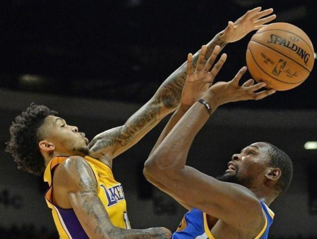 Game Recap: Lakers Get Big Upset Win Over Warriors