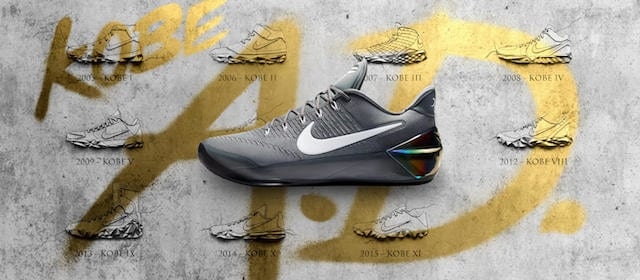Nike Unveils First Kobe Bryant Post-retirement Shoe