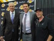 Luke Walton, Los Angeles Lakers, Mitch Kupchak, Jim Buss