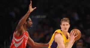 Timofey Mozgov, Lakers