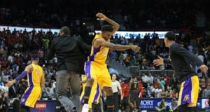 Lakers Nick Young