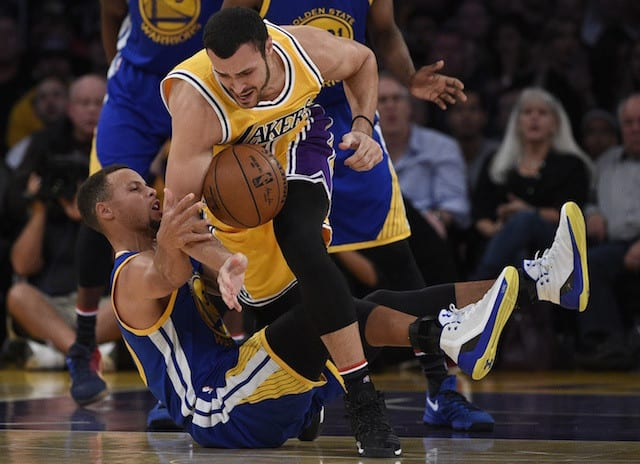Lakers Nation Podcast: Lakers Huge Win Over Warriors, Plus Some Surprising Stats
