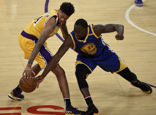 Brandon Ingram: Warriors Win Shows 'we Can Be A Contender'