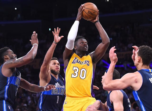 d142253909a Lakers Vs. Mavericks Preview: L.A. Travels To Dallas Looking To Snap  Seven-Game Losing Streak