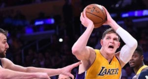 Timofey Mozgov Lakers