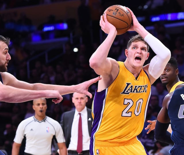 Lakers Nation Podcast: Breaking Down Loss To Mavs, Luke Walton's Rotation