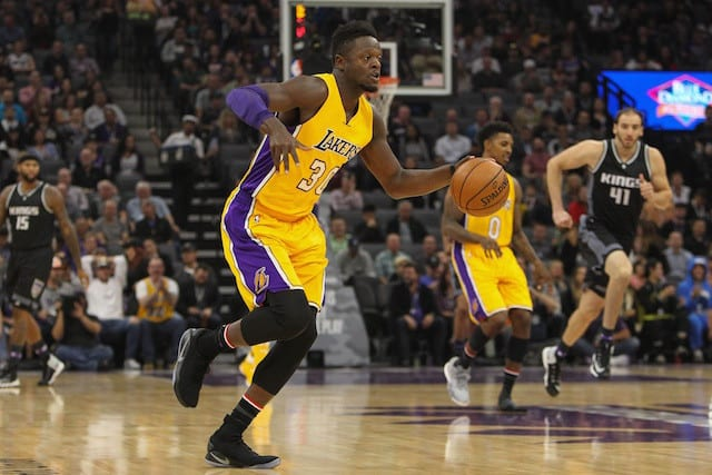 Game Recap: Lakers Come Back From 19 Point Deficit To Defeat Kings