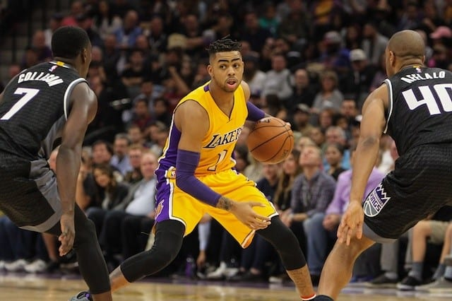 Los Angeles Lakers Vs. Sacramento Kings Nba Highlights