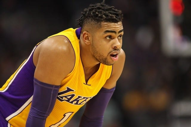 D'angelo Russell's Value To Lakers Has Never Been Clearer