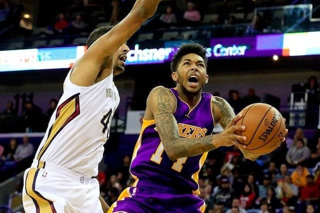 Lakers\' Brandon Ingram Says He Likes \'Physicality\' Of NBA Games ...
