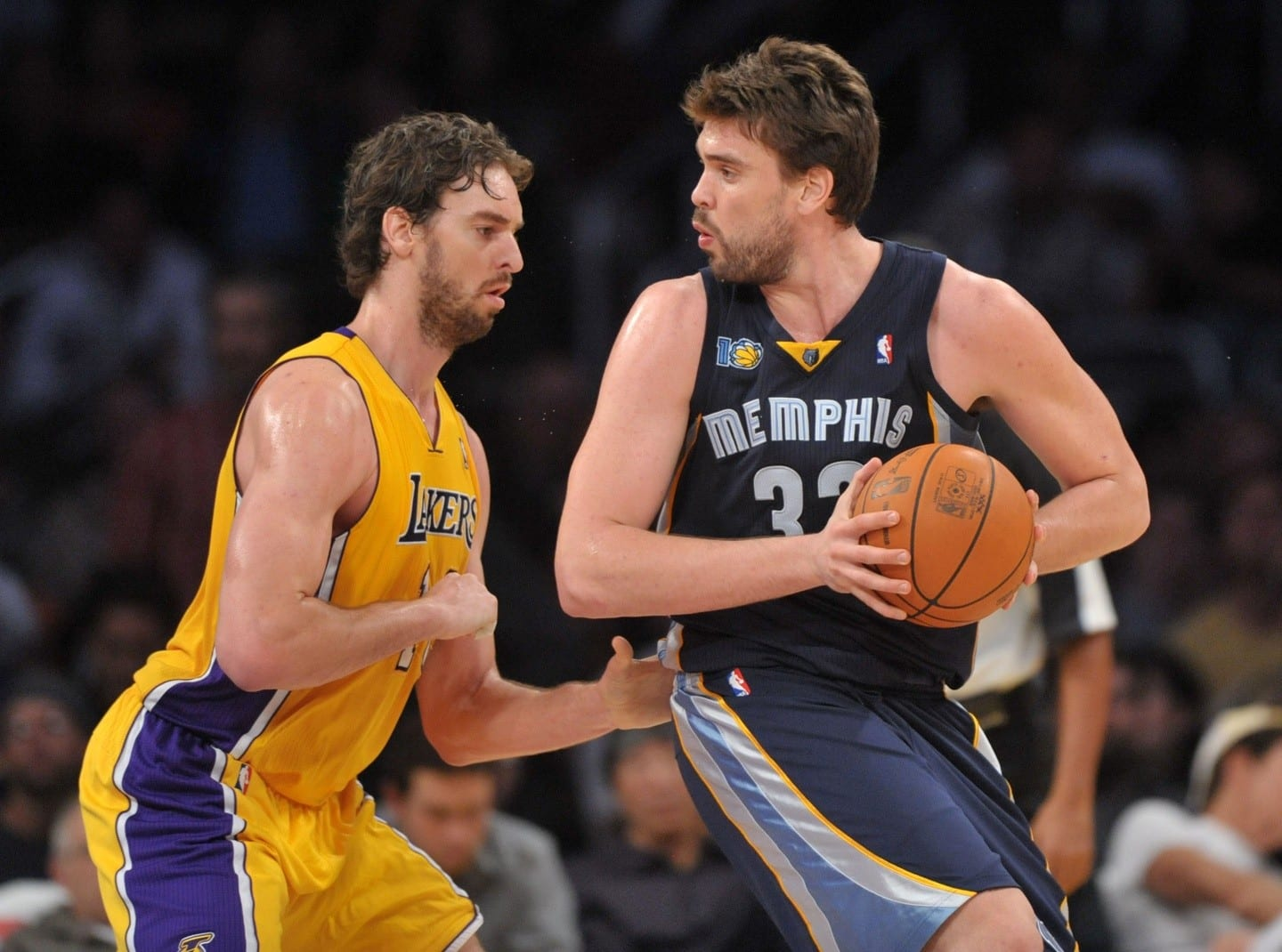 Lakers News: Grizzlies Gm Chris Wallace Doesn't Regret 2008 Pau Gasol Trade