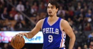 Dario Saric, Philadelphia 76ers NBA