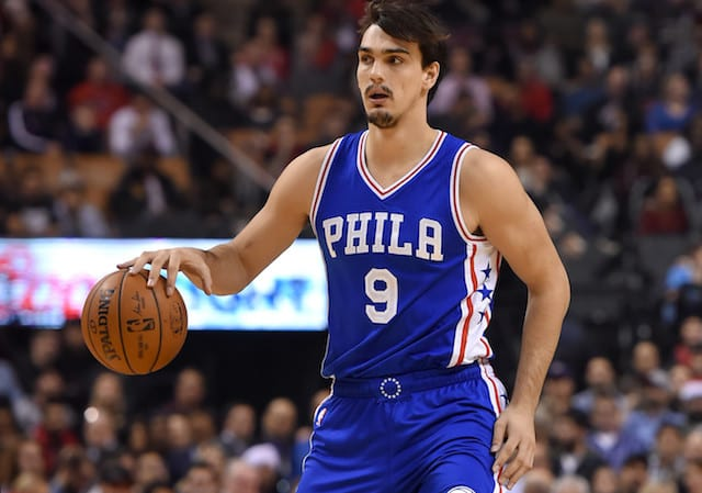 Rookie Rankings: Dario Saric Climbs His Way Up