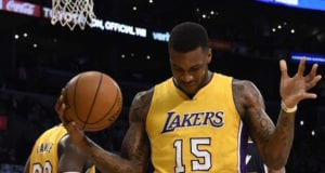 Thomas Robinson Lakers