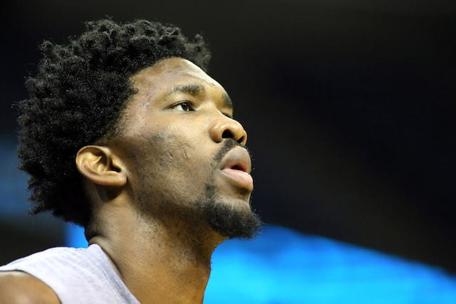 Joel Embiid, Lakers, Sixers