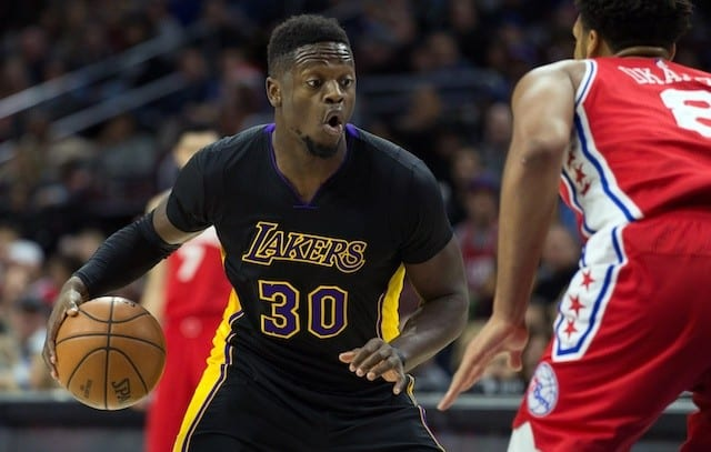 Lakers Highlights: Los Angeles Vs. Philadelphia 76ers
