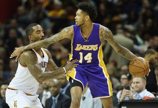 Lakers Play One Of Their Strongest Games Of The Year In Defeat To Cavaliers