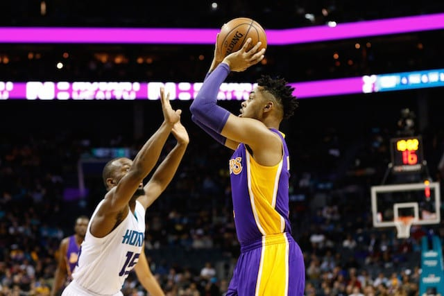 Game Recap: Lakers Blow 19-point Lead, Lose To Hornets