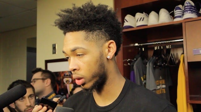 Los Angeles Lakers Vs. Indiana Pacers Postgame (videos)
