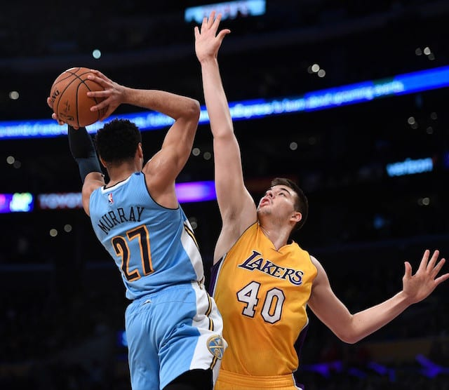 Game Recap: Lakers Hang On To Beat Nuggets 120-116, Snap Three-game Skid