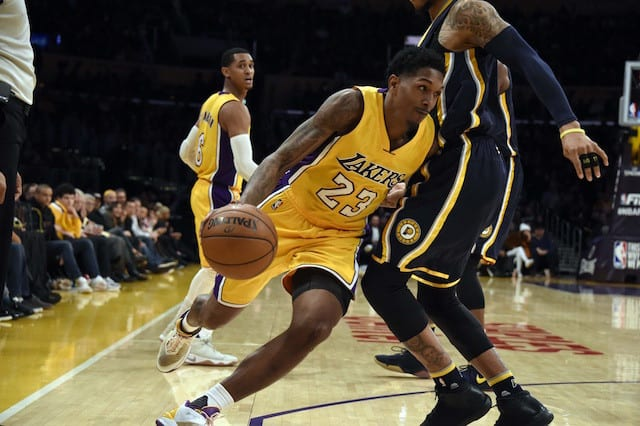 Game Recap: Lou Williams Leads Lakers In Win Over Pacers To Snap 5-game Losing Streak