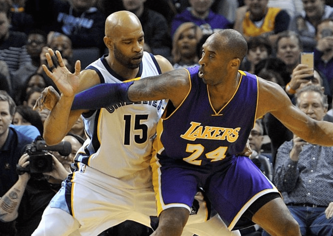 Vince Carter Says Kobe Bryant Is 'probably The Closest' To Michael Jordan