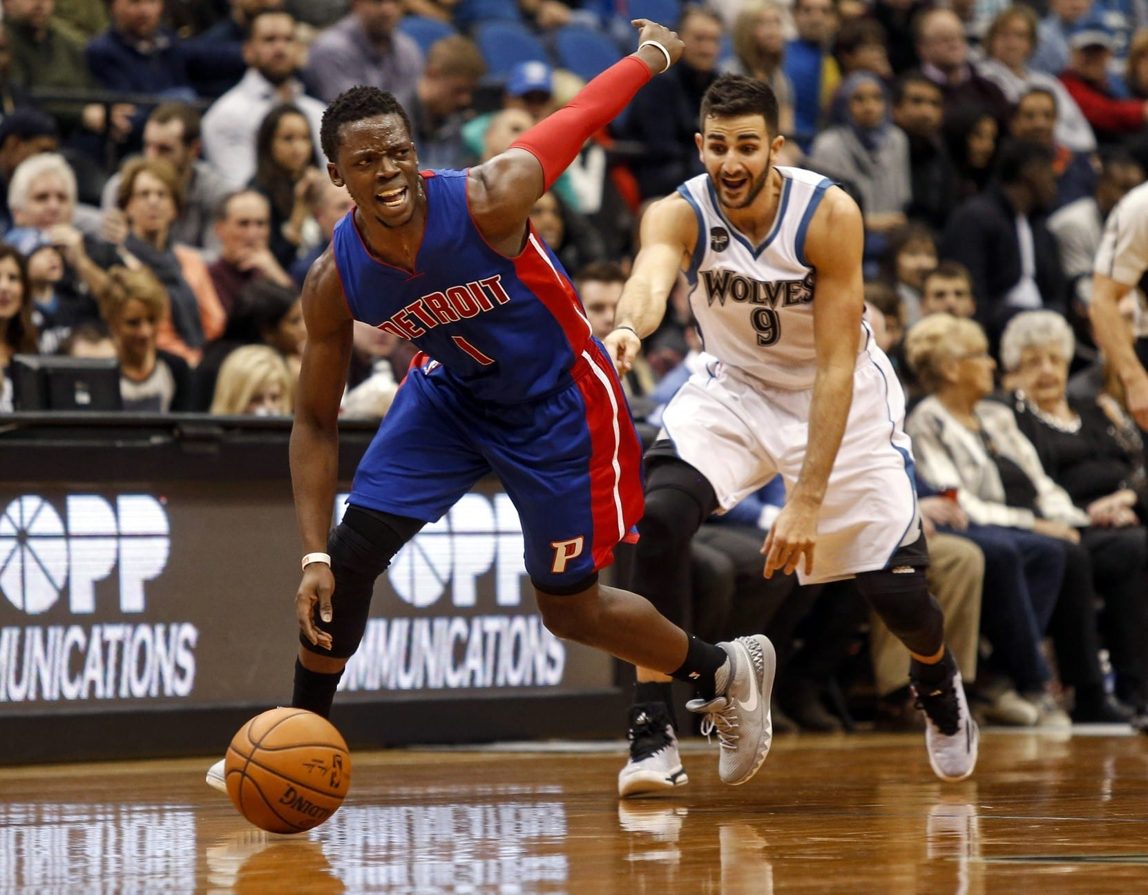 Nba Rumors: Reggie Jackson & Ricky Rubio Headline Potential Minnesota-detroit Swap