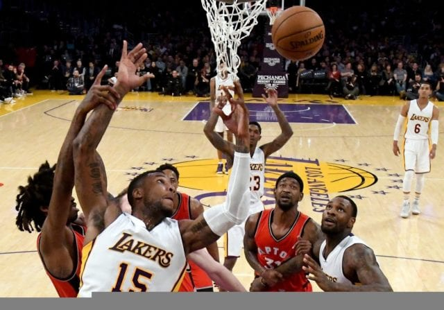 Lakers News: Tarik Black And Thomas Robinson Pairing Successful Because 'people Haven't Seen It Yet'