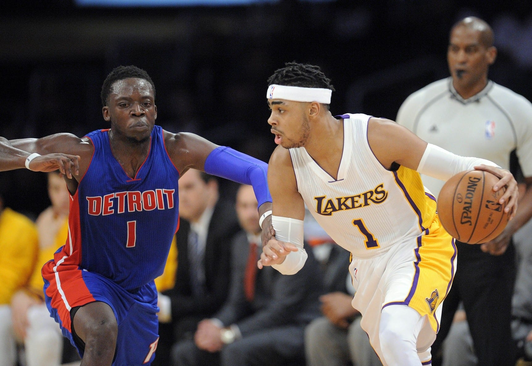 Game Recap: Lakers Can't Sustain Hot Start, Lose Close Game To Pistons