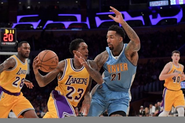 Game Recap: Lakers Comeback Attempt Falls Short Against Nuggets